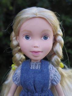 Tree Change Dolls® Doll 353 OOAK repainted by TreeChangeDolls