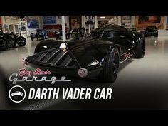 This Darth Vader car will pull you to the dark side of the road