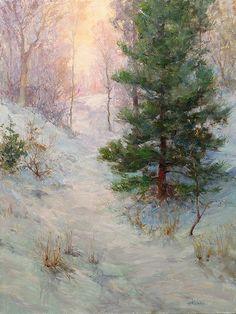Eric K. Wallis - Winter Touches