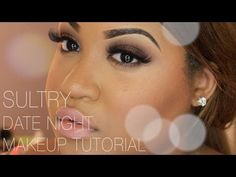 Sultry Date Night Makeup - NitraaB ♡