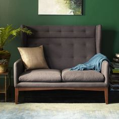 James Harrison Settee | west elm