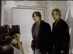 Look how YOUNG!!!!! Norman reedus and SpFlanery