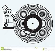תוצאת תמונה עבור vintage record player drawing