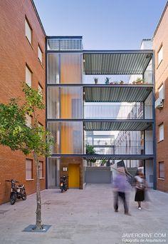 Galeria - Intervenção em Áreas Comuns de Edifícios Multifamiliares de Promoção Pública / Studio Af6 - 51