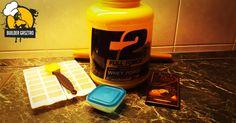 Proteines szaloncukor recept - hozzávalók