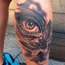 Risultati immagini per auge tattoo unterarm