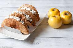 Opal Apple Pie Tacos. #fall #desserts #fruit_tacos