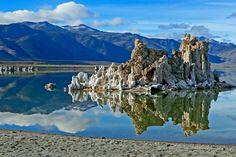 Mono Lake (Califórnia, EUA)