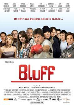 Blof - Bluff - 2007 - DVDRip Film Afis Movie Poster