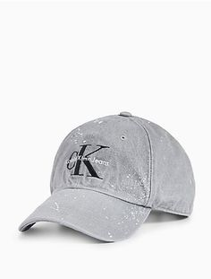 f6d01cbf5c8ea Shop men s hats in a variety of modern styles   designs from the official  Calvin Klein store.
