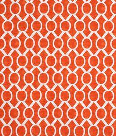 Shop Premier Prints Embrace Tangelo Slub Fabric at onlinefabricstore.net for $8.4/ Yard. Best Price & Service.