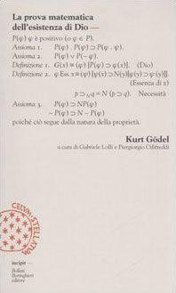Kurt Gödel – La prova matematica dell'esistenza di Dio