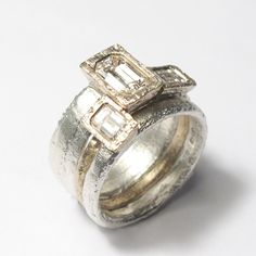 Diana Porter | Contemporary Jewellery | Home | Bespoke | Diamonds and Semi-Precious Stone Rings // WANT //