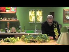 How to Arrange Flowers: Flower Vase Lamp for Wedding or Special Event Centerpiece!
