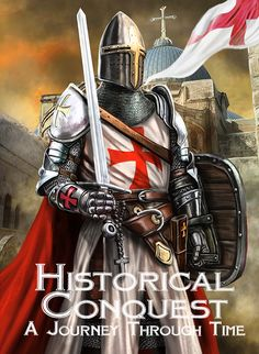 History war card game, requires a starter deck for each player Knights Templar History, Medieval, Knight Tattoo, Crusader Knight, Rainbow Resource, History Memes, Fantasy Character Design, Best Games, Architecture
