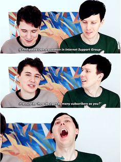 Oh Phil || GIF SET: OUR SECRET FAN FICTIONS?! - Truth Bombs 2!