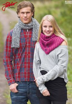 Scarves for everyone!