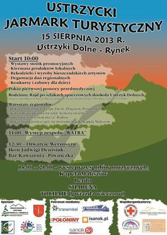 Ustrzycki Jarmark Turystyczny 15.08.2013