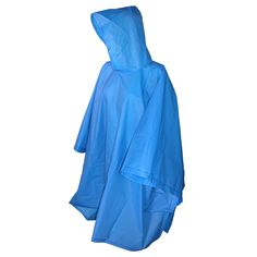 totes ISOTONER Hooded Pullover Rain Poncho with Side Snaps