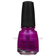 China Glaze Nail Polish - #1008 Purple Panic 70290