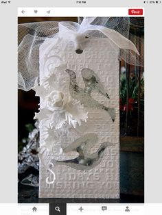 Cherished Memories Wedding VHS Tape Cover Plastic Canvas Pattern Leaflet