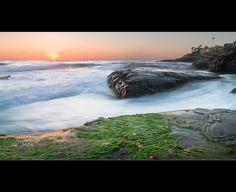 Windansea Beach - La Jolla - San Diego - California by Dominique Palombieri, via Flickr