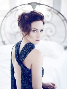 Emily Blunt photographed by Jason Bell