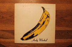 1967 The Velvet Underground & Nico lp -V65008 Andy Warhol Verve Stereo #Britpop
