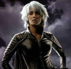 Halle Berry Storm  | Halle-Berry-Storm-Tormenta-x.men-3-X-Men-Dias-del-futuro-pasado-X-Men ...