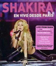 En 2011 Shakira grabó su presentación en el Palais Omnisport de París, durante la gira mundial Sale el Sol. La colombiana aprovecha el boom provocado por su álbum The Wolf y por su elección como intérprete de la canción oficial del mundial de futbol de Sudáfrica 2010. El escenario se desborda de energía, canto y movimientos de las caderas latinas más famosas del mundo. http://www.youtube.com/watch?v=LHUfKv1SzlQ&feature=share&list=PLEF62272E10ACB930