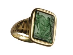 A History of Ireland in 100 Objects – 76. Robert Emmet's ring, 1790s