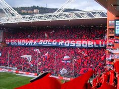 Cheap Places To Travel, Cool Places To Visit, Genoa Football, Genoa Cfc, London Free, You'll Never Walk Alone, London Skyline, Most Beautiful Beaches, Like A Local