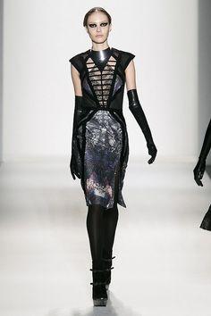 Falguni & Shane Peacock / Fall 2013 #runway #fashion