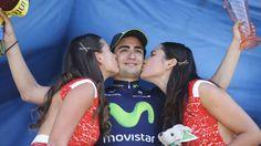 Juan Jose Lobato heeft de tweede rit in de Tour Down Under op zijn naam geschreven. De Spanjaard was de snelste in een sprint. Jack Bobridge blijft leider.