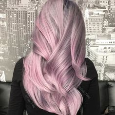 Metallic Pink by Guy Tang #kenraprofessional #hotonbeauty
