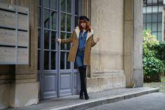 Louise - Miss Pandora porte la peau lainée Comptoir des Cotonniers à découvrir ici http://www.comptoirdescotonniers.com/eboutique/l5772-peau-lainee?utm_source=pinterest_page&utm_medium=social_media&utm_term=cible_FR&utm_campaign=avh_peaulainee