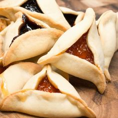 Straight to the Hips: Old-School Hamentashen filled with Prune, Apricot, and Homemade Apple Filling