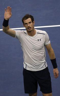 Murray avanza a tercera ronda del US Open