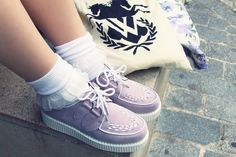 lilac creepers