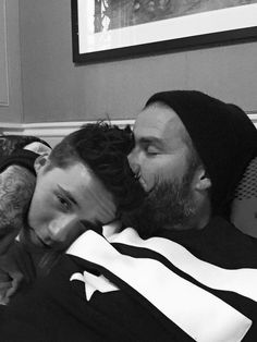 David Beckham shared the sweetest birthday message for Brooklyn Beckham