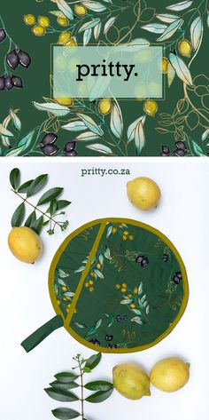 Our Olive Hand Panted Watercolour Art gets transformed into digital design elements for our Kitchen Product Range. We are a family owned business and everything is hand made by our team of artists, photographers, graphic designers and seamstresses. #olive #watercolour #art #kitchen #products #shop #southafrica #gardenroute #ovenmitten Fabric Art, Fabric Design, Pattern Design, Watercolour Art, Watercolor Illustration, Custom Printed Fabric, Kitchen Products, Hand Painting Art, Cushion Fabric