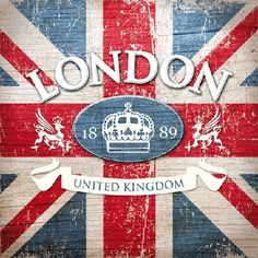 LONDON PAPER LUNCH Napkins (New Package) - England Paper Napkins - Britain Lunch Napkins - U.K. Paper Napkins - Napkins -Decoupage Napkins