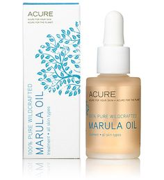 Acure Organics 100% Pure Wildcrafted Marula Oil | Spirit Beauty Lounge