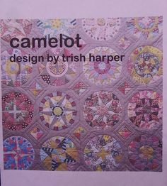 Little Island Quilting: The Camelot Quilt