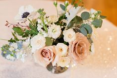 Emily and Chip's Ultra-Glam Wedding in Greenville