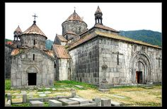 Haghpat monastery, 10th century. Armenia Haghpat (Armenian: Հաղպատ; also Romanized as Akhpat and Hakhpat) is a village in the Northern Lori province of Armenia, close to the city of Alaverdi and the state border with Georgia. It is notable for Haghpat Monastery, a religious complex founded in the 10th century and included in the UNESCO World Heritage List along with monasteries in nearby Sanahin. The monastery is an outstanding and magnificent example of medieval Armenian architecture.