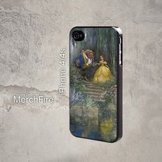 Disney Beauty and The Beast art Iphone 4 Case | merchfire - Accessories...