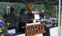 Catering, Bbq, Table Settings, London, Wedding, Barbecue, Valentines Day Weddings, Catering Business, Barrel Smoker