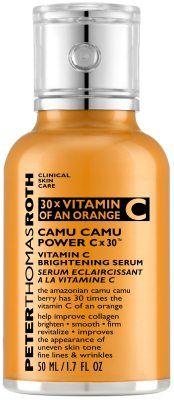 Peter Thomas Roth Camu Camu Vitamin C Brightening Serum i gruppen Hudpleie / Ansiktspleie / Serum hos Bangerhead.no (B004018)