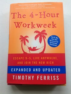 The Four hour work week. Amazing eye opening book. I really believe I can do this